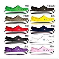 Wholesale Free delivery hot Brand New Men and Women s Comfortable Clogs Sandal Shoes and retail