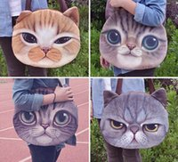 animal print handbags - 2015 New Spring Women Bags Cat Shape Designer handbags Women Handbags Sling Animal Prints Bag For Women Handbag