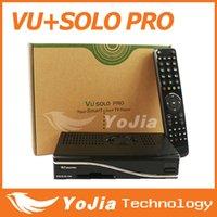 Cheap Receivers vu solo satellite receive Best DVB-S Broadcom 7325 VU solo pro