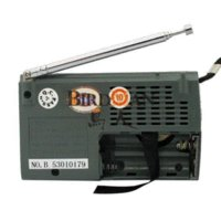 Wholesale Portable Mini FM AM Pocket Radio Bands Receiver Kaide KK Radio Cheap Radio