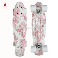long board - Graphic series quot Custom Penny Skateboard Retro Mini Skate long board cruiser longboard complete skating