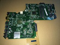 laptop motherboards - Laptop motherboard A000243950 for Toshiba L75D laptop motherboard DA0BD9MB8F0 REV F