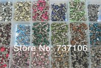 Cheap Wholesale-(Mix order) Free Shipping Cell Phone Accessories Phone Jewelry Cute Rhinestone Dust Plug
