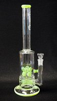 cutting - 2015 NEW Glass bongs quot Tall Cross to Double Cross In Line Diffused Water Pipe mm joint New cut pod perc