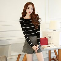 Wholesale 2015 Hitz Korean women fresh and elegant fashion darling women s boutique sweater CYQ956
