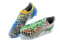 Wholesale New Arrivals F50 FG Yamamoto Soccer shoes Dragon limited Cleats Shoes youth men Synthetic Leather football Boots New athletic sports shoes