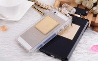 wholesale perfume - Hot perfume bottle case for iphone Luxury Scent Bottle Back Case Cover