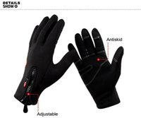 waterproof gloves - Women Men S M L XL Ski Gloves Snowboard Gloves Motorcycle Riding Sports Winter Waterproof Snow Windstopper Glove