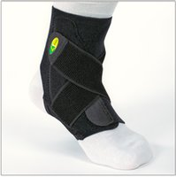 adjustable ankle support - cheaper outdoor sports spirally wound bandage ankle support basketball running adjustable ankle brace protection