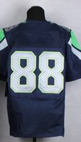 Wholesale 2015 New Arrivals Top Quality Jimmy Graham blue Football Jerseys Hot Items mix order