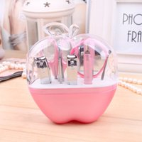 beauty nail store - nail set for Apple type nail clippers nail scissors beauty storing tools sets
