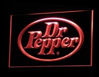 dr pepper - b Dr Pepper Gifts Product Pub Bar LED Neon Light Signs