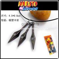 naruto - Anime Cartoon Naruto Uzumaki Naruto Pendant Necklace Fashion Stainless Steel Necklace ANPD1691