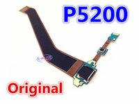 Wholesale Test Passed Charger Charging Port Dock USB Connector Flex Cable For Samsung Galaxy Tab P5200 P5210 Tab P5100 P5110