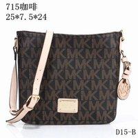 Wholesale Fashion Hot selling brand Tote Lock Purse College Wind backpack Bag Women s MK Handbag