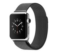 Wholesale Hot sale Milanese Luxury stainless steel Fashional watch strap for Apple watch mm mm band for iwatch with Adapter connector