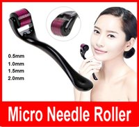 Wholesale 0 mm mm mm mm Needles Derma Micro Needle Skin Roller Dermatology Therapy Microneedle Dermaroller