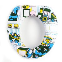 Cheap Children Baby Training Cushion Toilet Seat Pad Pan Toddler Trainer Cover New