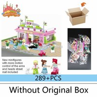 abs club - NEW Sluban B0527 Cue Club Pieces ABS Plastic Building Block Sets Toys For Children Compatible With legoe