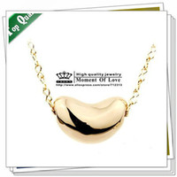 Cheap High quality Free shipping (CROWN CRN-005)Nickel free 18K gold plated Pea princess pendant necklace 2012 FASHION Costume jewelry