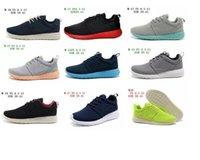 name brand shoes - Brand name London run roshe barefoot Men sport shoes sneakers running shoes