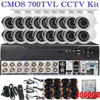 16channel video in 2channel video out best rated home security systems - Top rated best selling ch cctv kit security surveillance system install indoor outdoor home business cctv equipment devices