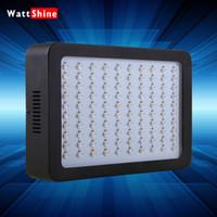 Wholesale Best seller and new design W watt Full Spectrum led grow light Medical Flower Plants LED Grow Light Panel