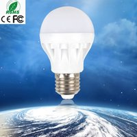 Wholesale Lighting LED Bulbs E27 W W W W W Energy Save Lights Hight Quality Pure Cool Warm White Bright Globe Lamp Cheap