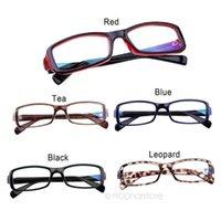 basic eyewear - New Fashion Unisex Modern Rectangular Basic Small Frame Spectacles Nerd Glasses Eyewear Without teh box HM322 M1