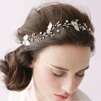 Rhinestone/Crystal pageant crowns - Sparkly Crystal Rhinestone Bridal Fascinators Party Pageant Crowns Tiaras Bridal Wedding Accessories hair Jewelry bride headdress