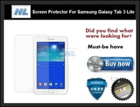Wholesale Anti Glare Matte Screen Protector For Samsung GALAXY Tab Lite T110 T111 Screen Protective Film NO Retail Package
