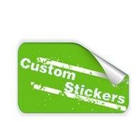Wholesale Professional customized GOOD quality decal personalized label custom Stickers
