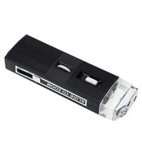 Wholesale Pro sKit PK MA009 X Magnification Microscopes Fiber Optic Viewing Scope Kit Light Magnifier Microscope Adjustable Focus order lt no trac