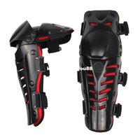 Wholesale Motocross protector ATV Motorcycle Rider Off Road Racing Knee Pads Guard Protector Red