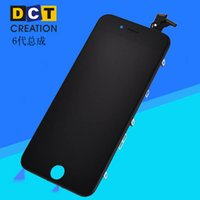 touchscreen - Latest Apple iPhone6 Plus mobile phone LCD assembly I6 generation mobile phone handset touchscreen display