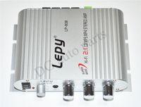 Wholesale 10pcs W Car Amplifier LP V Hi Fi Stereo Audio Amplifier for Home Car Auto MP3 MP4 Stereo AMP Boat