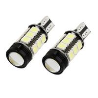backup lamps - 12W Super Bright T15 W16W CAR Cree Emitter LED Canbus Error Free BACKUP REVERSE LIGHTS BULB AUTO brake LAMP WHITE