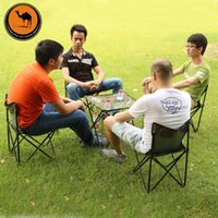 Wholesale Wujiantao camouflage portable folding tables and chairs for outdoor picnic tables and chairs coffee table