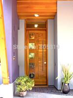 Wholesale Stainless Steel Barn Door Long Handle Pull Wooden door glass door handle door knob