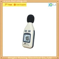 Wholesale Free Shiping Benetech Brand dB Digital Sound Level Meter Decibel Logger Tester Noise Meter