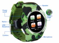 android java gps - TW320 Sport health Smart Watch Phone support Waterproof Java QQ Facebook Pedometer Calorie Test for outdoor wristwatches