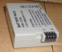 LP-E8 batería recargable de litio digital LPE8 batería para cañón CANON 550D 600D