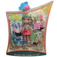 baby bratz dolls - Bratz Kidz Summer Vacation Cloe doll super adorable child version Baez summer series