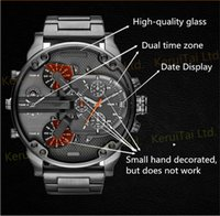 Wholesale Famous Brands Men s Watches Stainless Steel Simple Dress Fashion Modren Quartz Watch Men s Business Sport Watch AAA Quality Gif