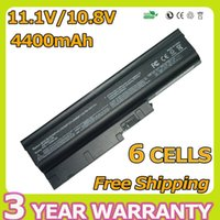 Wholesale Laptop battery for Thinkpad T61 R60 Z60 z61 T60 R61 replacement for IBM LENOVO P1131 FRU P1133 P1137 P1139 P1141
