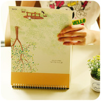Wholesale This paper hand painting sketch picture picture the paintings of the graffiti A4 blank paper sketch book art supplies