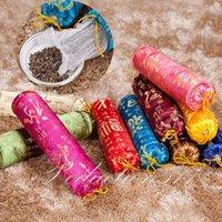 Wholesale 6pcs Colorful Candy Type Buckwheat Health Care Neck Pillow Cervical Spondylosis Pillow