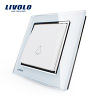 Wholesale New force Wal switch socket wall switch switch panel doorbell switch large plate glass panel