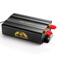 Wholesale 12V Auto Vehicle GPS Tracker Car GSM GPRS Tracking Device with Remote Control TK103B