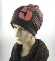 bald hats - Chemotherapy breathable hat scarf cap hat bald cap piles Korean female hip hop hat X10334